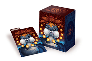 Squirrelstorm - 100ct Deck box