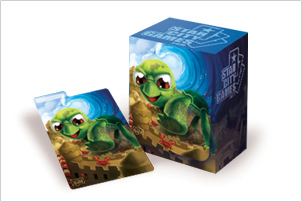 Turtle - 100ct Deck box