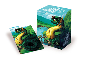 Wurm - 100ct Deck box