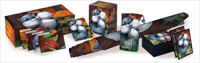 squirrel - Deluxe Bundle
