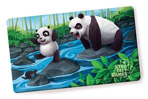 Panda - Playmat
