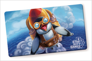 Penguin - Playmat