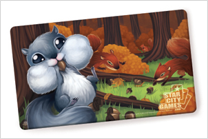 Squirrel - Playmat