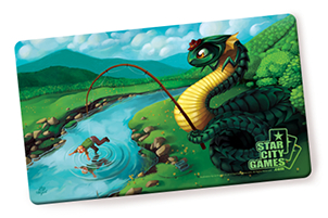 Wurm - Playmat