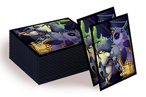 Squirrel Confidant - 80ct Sleeves