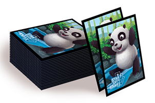 Panda - 80ct Sleeves