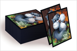 Squirrel - 80ct Sleeves