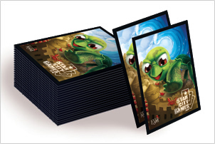 Turtle - 80ct Sleeves