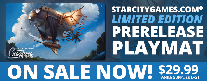 Dominaria Prerelease Playmat On Sale Now!