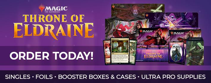 MTG Throne of Eldraine - Order Today!