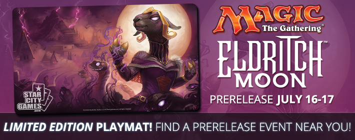 Eldritch Moon Prerelease July 16-17 join us at the STAR CITY GAME CENTER in Roanoke, VA