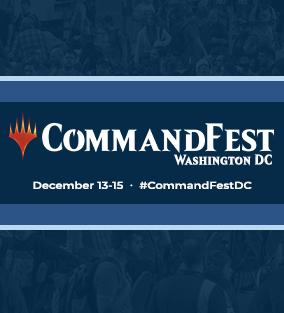 CommandFest Washington DC
