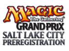 Grand Prix: Salt Lake City Preregistration