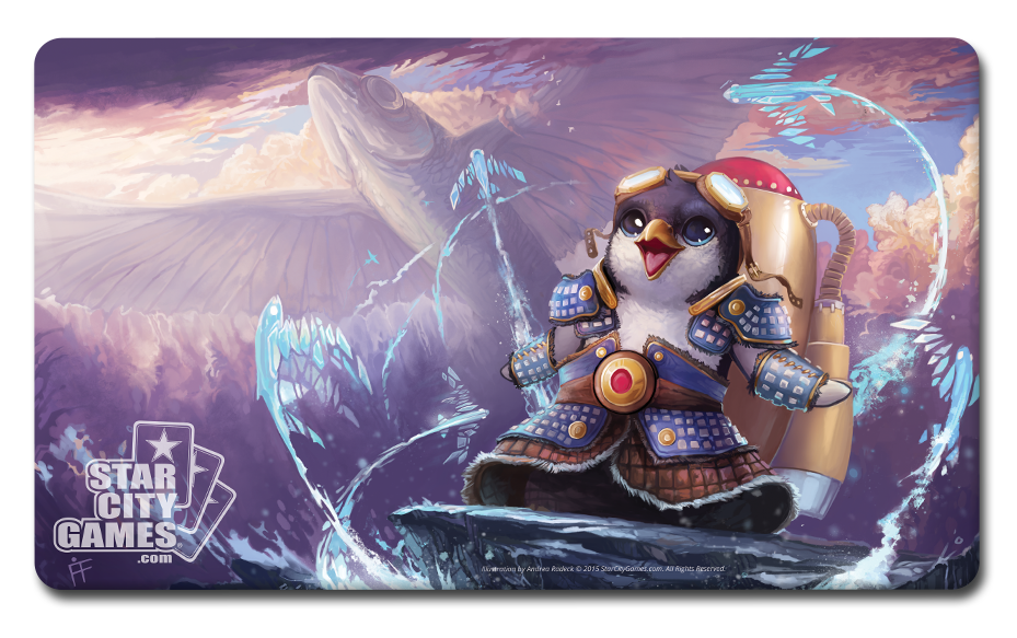 StarCityGames.com Exclusive Parody Playmat: Fate Refished!