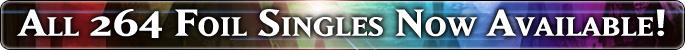 Preorder Innistrad Foils at StarCityGames.com!
