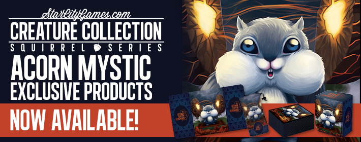 Acorn Mystic Exclusive Products Now Available