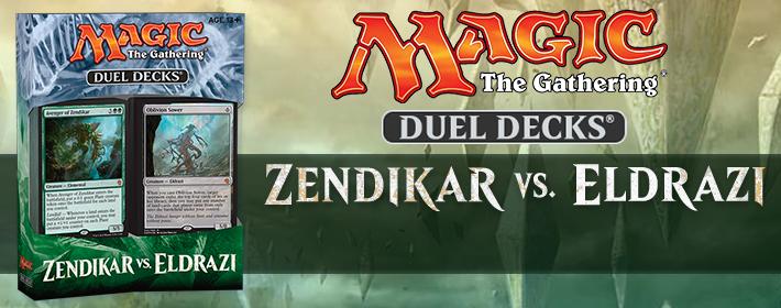 Duel Deck: Zendikar vs Eldrazi