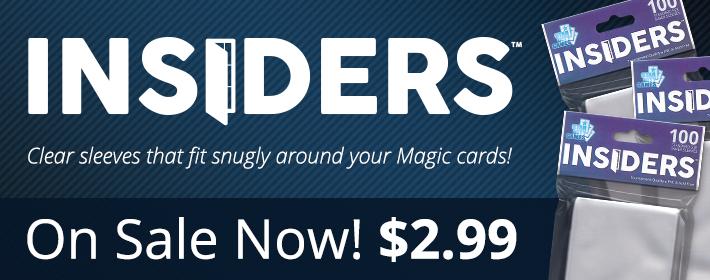 StarCityGames.com Insiders sleeves!
