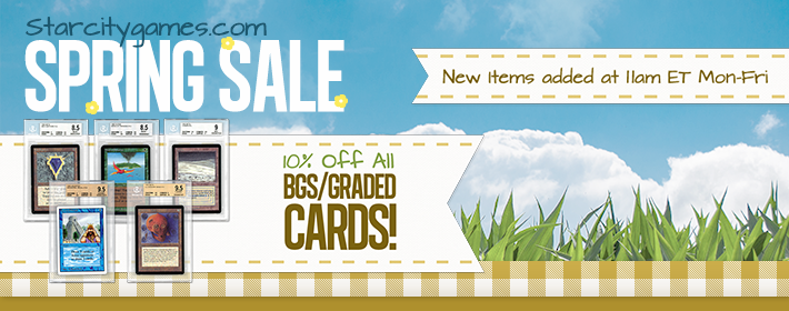 All BGS/Graded Cards - 10% Off!