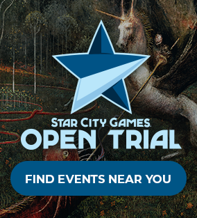 Star City Games Open Trial