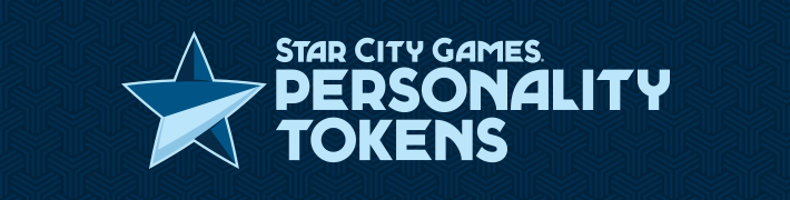 Star City Games Personality Tokens