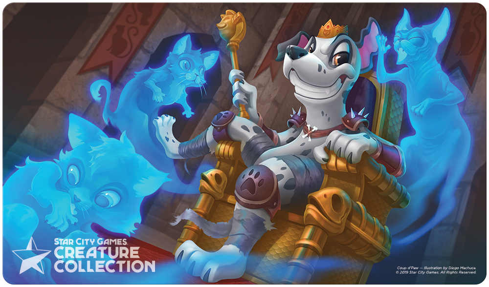 Simian Tour Guide Playmat