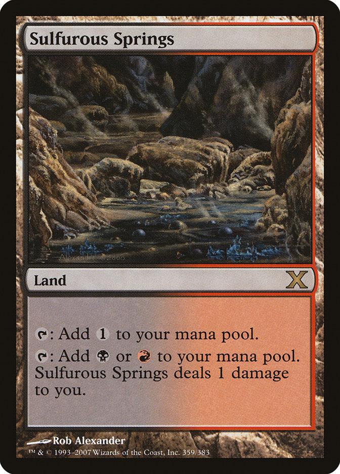 Sulfurous+Springs
