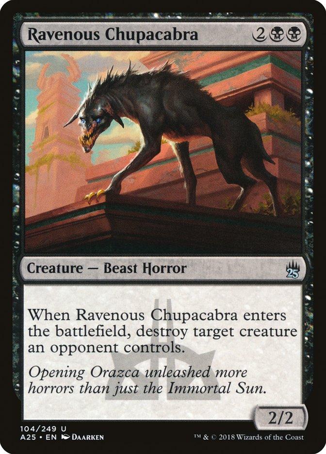 Ravenous+Chupacabra