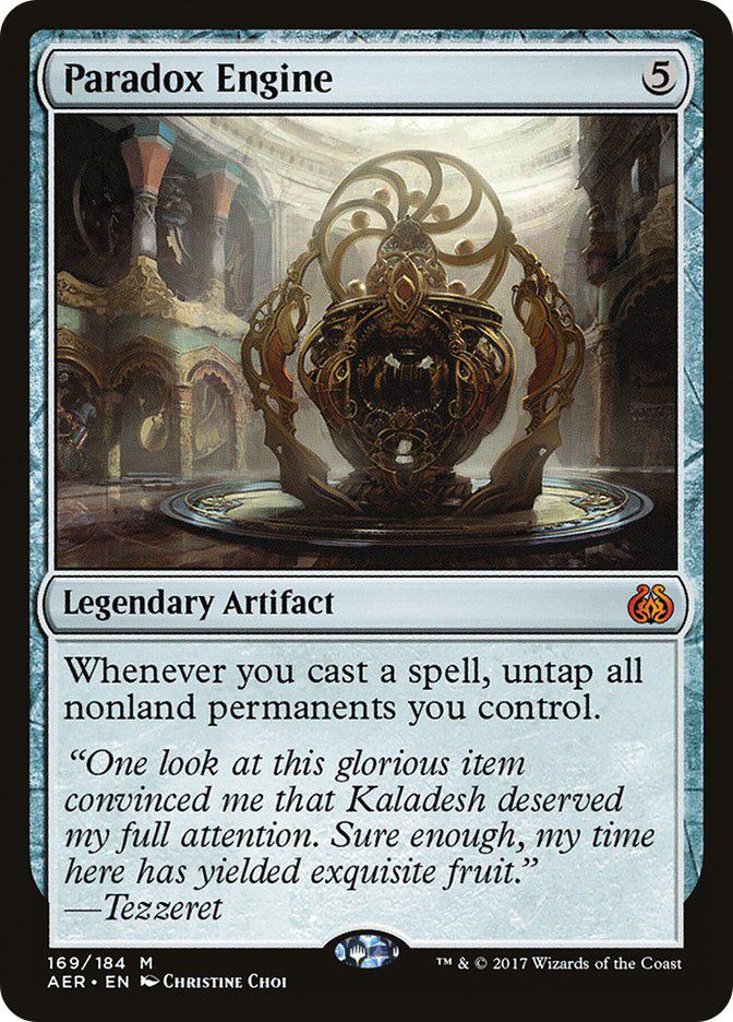 Paradox+Engine