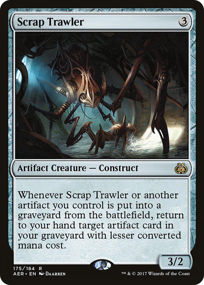 Scrap+Trawler