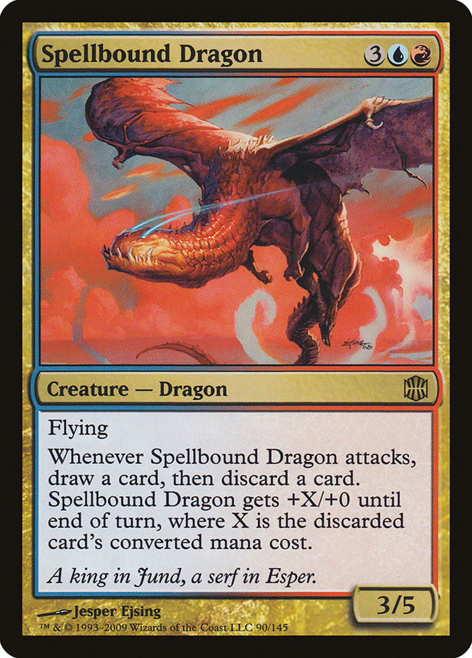 Spellbound+Dragon