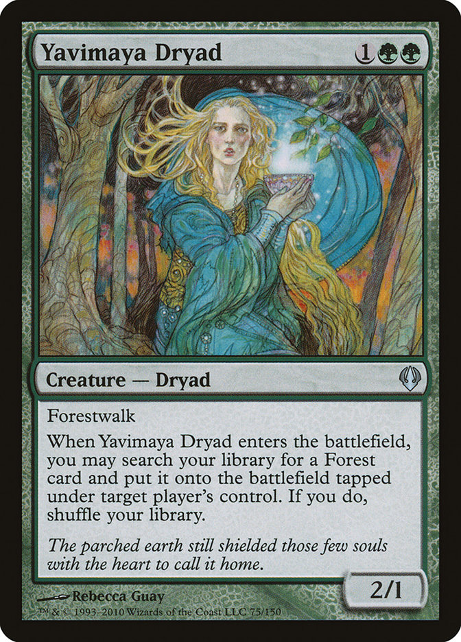 Yavimaya+Dryad