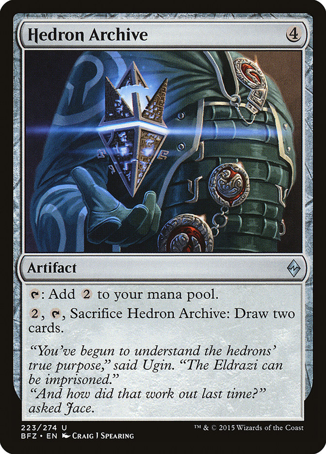 Hedron+Archive