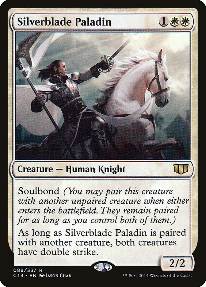 Silverblade+Paladin