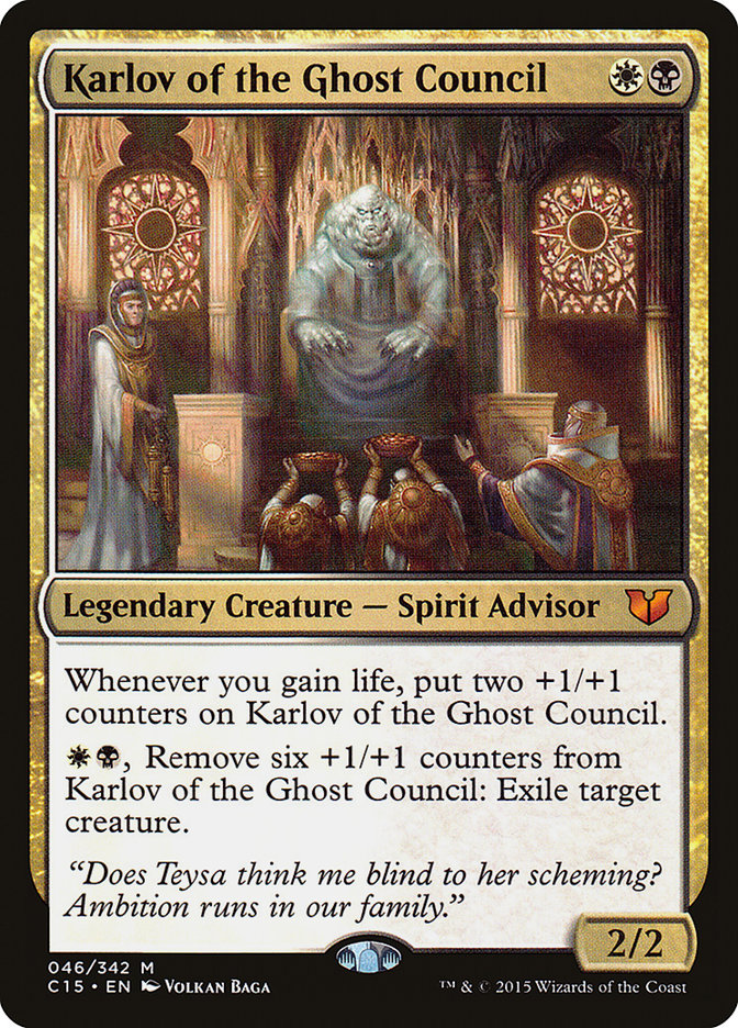 Karlov+of+the+Ghost+Council