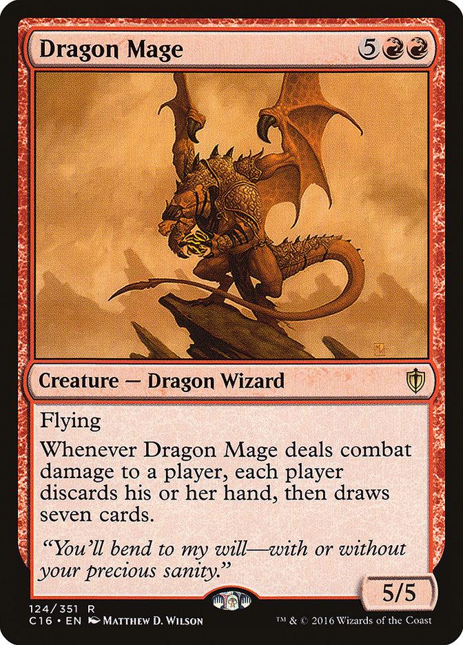 Dragon+Mage