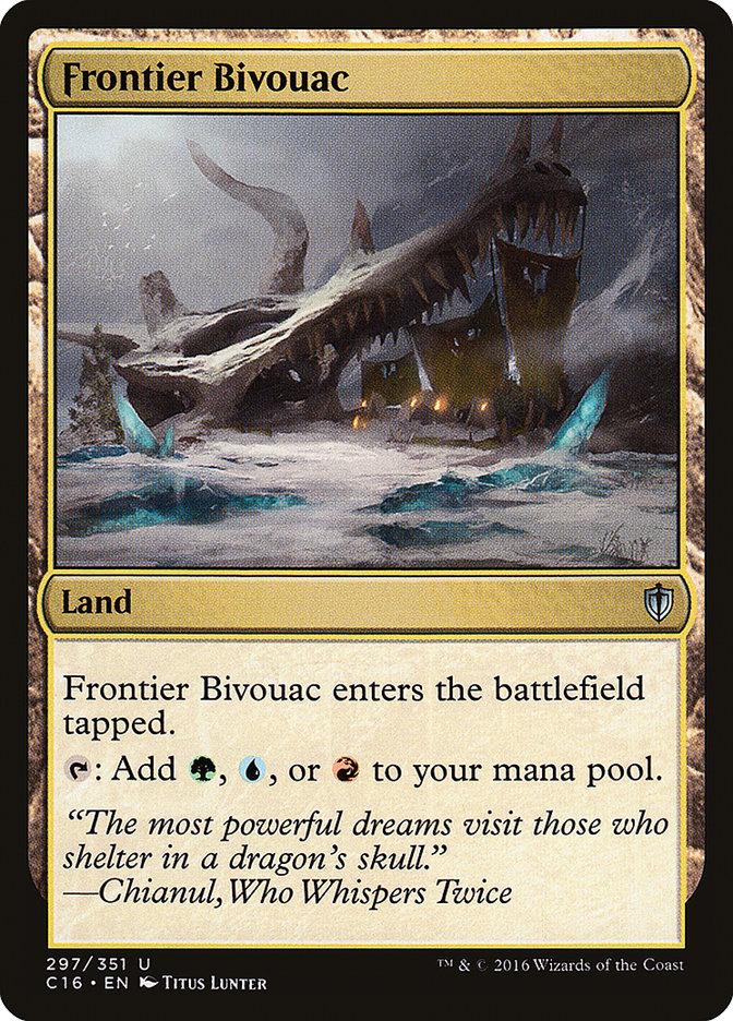 Frontier+Bivouac