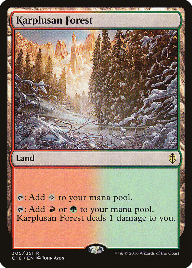 Karplusan+Forest