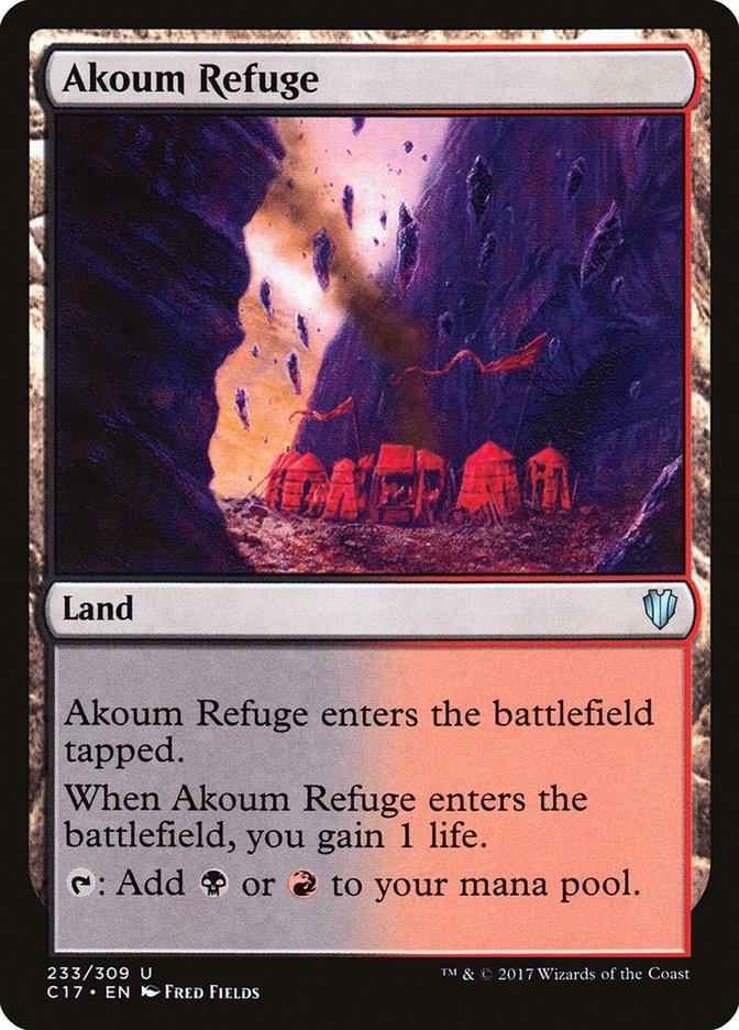 Akoum+Refuge