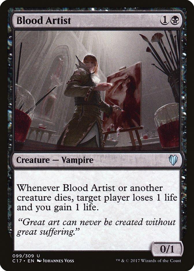 Blood+Artist