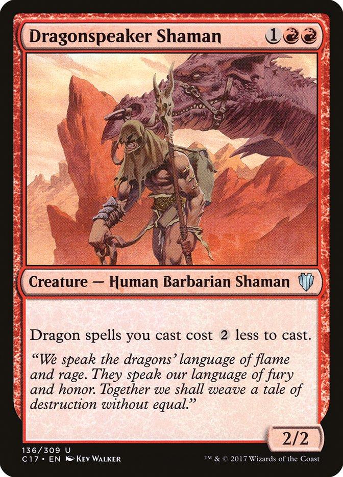 Dragonspeaker+Shaman