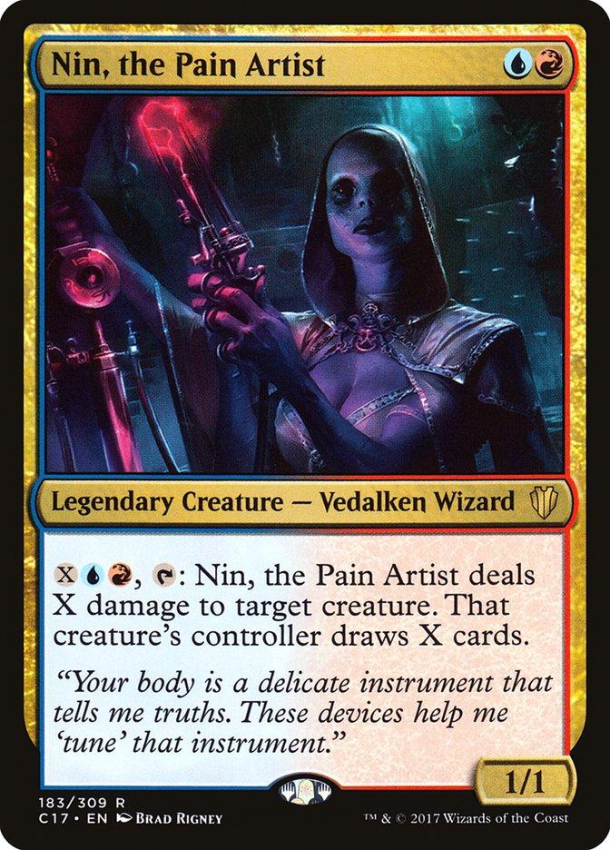 Nin%2C+the+Pain+Artist