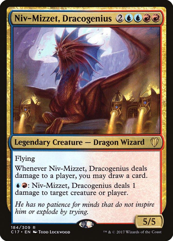 Niv-Mizzet%2C+Dracogenius