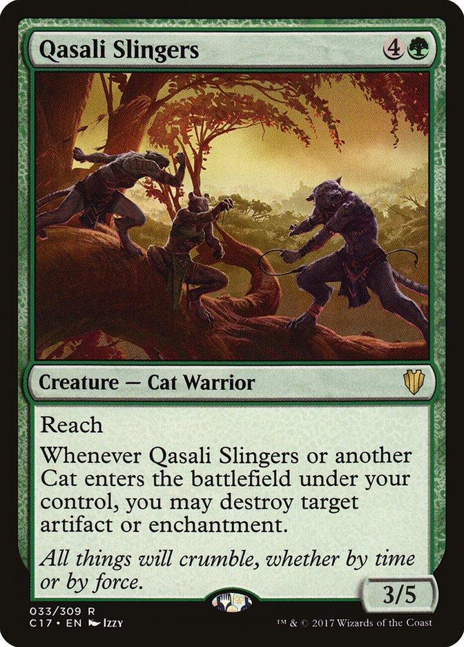 Qasali+Slingers