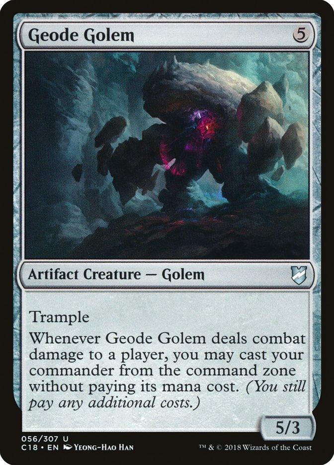 Geode+Golem