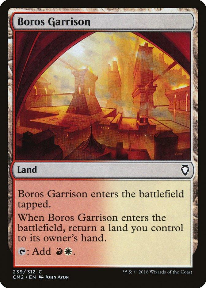 Boros+Garrison