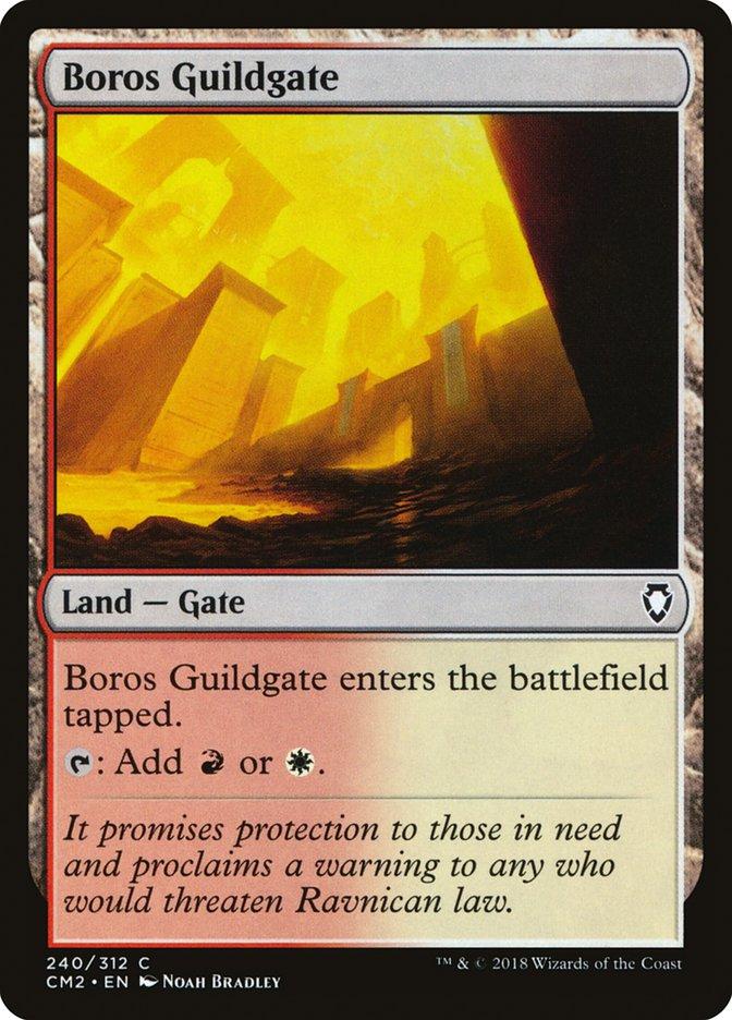 Boros+Guildgate