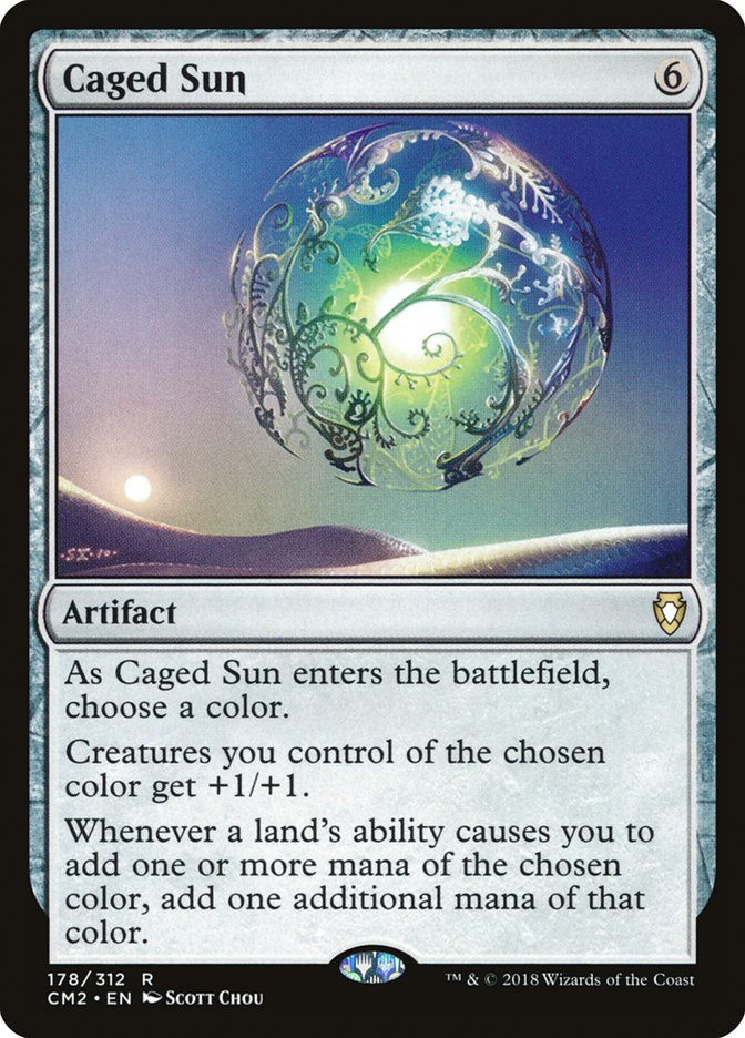 Caged+Sun