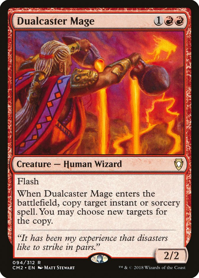 Dualcaster+Mage