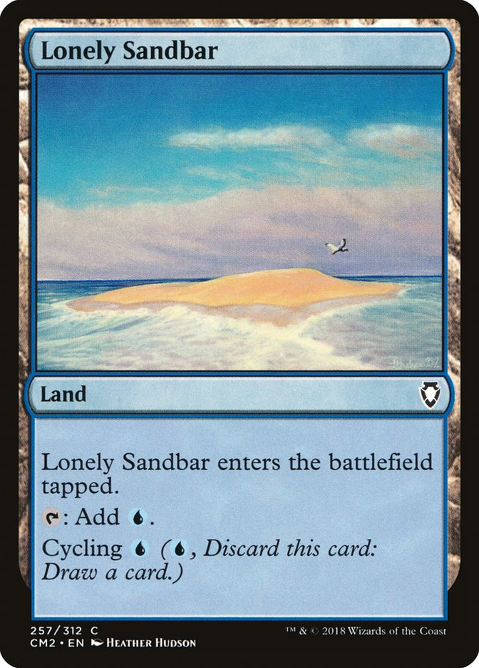 Lonely+Sandbar